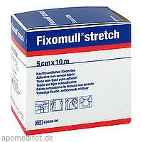 FIXOMULL stretch 5 cmx10 m, 1 ST, Docpharm Arzneimittelvertrieb GmbH & Co. KG Aa