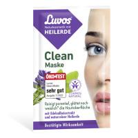 Luvos Heilerde Clean-Maske Naturkosmetik, 2X7.5 ML, Heilerde-Gesellschaft Luvos Just GmbH & Co. KG