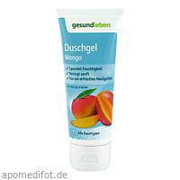 gesund leben Duschgel Mango Mini, 75 ML, Gehe Pharma Handel GmbH