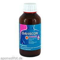 Gaviscon Dual 500/213/325, 300 ML, Reckitt Benckiser Deutschland GmbH