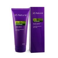 XS Natural Slim Cream for Women, 200 ML, NATURAL LOGISTICS S.L.