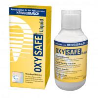 OXYSAFE Prof. Liquid Mundspülung Zahnarzt Version, 250 ML, Hager Pharma GmbH