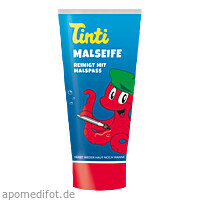 Tinti Malseife rot DS, 1 ST, Wepa Apothekenbedarf GmbH & Co. KG