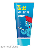 Tinti Malseife blau DS, 1 ST, Wepa Apothekenbedarf GmbH & Co. KG
