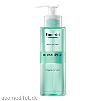 Eucerin DERMOPURE Reinigungsgel, 200 ML, Beiersdorf AG Eucerin