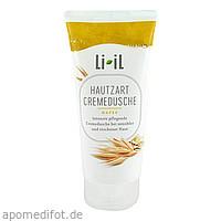 Li-iL Hautzart Cremedusche Hafer, 200 ML, Li-Il GmbH