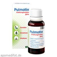 Pulmotin Erkältungstropfen 3plus, 20 ML, Serumwerk Bernburg AG
