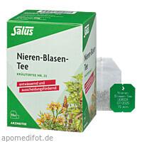 Nieren-Blasen-Tee Kräutertee Nr. 23 Salus, 15 ST, Salus Pharma GmbH