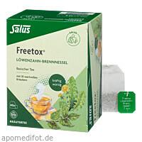 Freetox Tee Löwenzahn-Brennnessel bio Salus, 40 ST, Salus Pharma GmbH