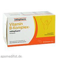 Vitamin B-Komplex-ratiopharm, 120 ST, ratiopharm GmbH