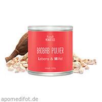 Baobab Pulver, 120 G, Plantavis GmbH