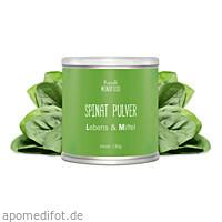 Spinat Pulver, 130 G, Plantavis GmbH