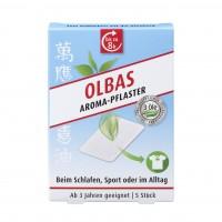 Olbas Aroma-Pflaster, 5 ST, Salus Pharma GmbH