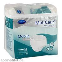 MoliCare Premium Mobile 5 Tropfen Gr. S, 14 ST, Paul Hartmann AG