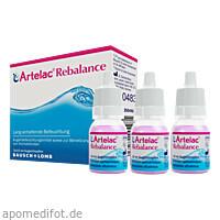 Artelac Rebalance, 3X10 ML, Dr. Gerhard Mann