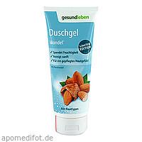 gesund leben Duschgel Mandel, 200 ML, Gehe Pharma Handel GmbH
