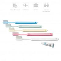 miradent Happy Morning Travel Kit inkl. Zahnpasta, 50 ST, Hager Pharma GmbH