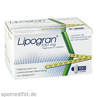 Lipogran, 180 ST, Janus Medica GmbH