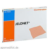 Jelonet 10x10 cm Paraffingaze steril, 10 ST, kohlpharma GmbH