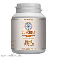 CURCUMA 475 mg 95% Curcumin Mono-Kapseln, 60 ST, Sinoplasan AG