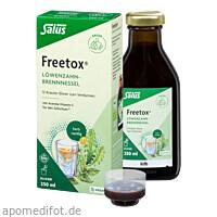 Freetox Löwenzahn-Brennnessel 12-Kräuter-Elix. bio, 250 ML, Salus Pharma GmbH
