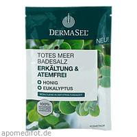 DermaSel Totes Meer Badesalz Erkältung&Atemfrei, 80 G, Fette Pharma GmbH
