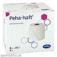 PEHA-HAFT Fixierbinde latexfrei 8 cmx20 m, 8 ST, B2b Medical GmbH