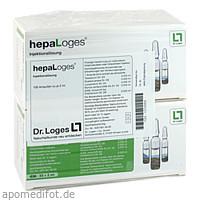 hepaLoges Injektionslösung, 100X2 ML, Dr. Loges + Co. GmbH