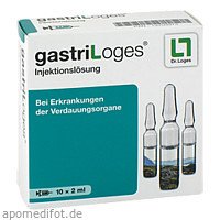 gastriLoges Injektionslösung, 10X2 ML, Dr. Loges + Co. GmbH