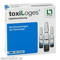 toxiLoges Injektionslösung, 10X2 ML, Dr. Loges + Co. GmbH