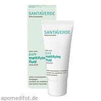 pure mattifying fluid, 30 ML, SANTAVERDE GmbH