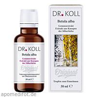 Gemmoextrakt Silberbirke, 50 ML, Dr. Koll Biopharm GmbH