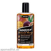 WARMup Mango-Maracuja Massage-Liquid, 150 ML, Dr.Dagmar Lohmann Pharma + Medical GmbH