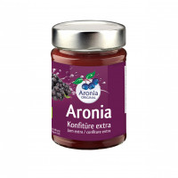 Aronia Konfitüre extra Bio FHM, 225 G, Aronia Original Naturprodukte GmbH