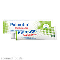 Pulmotin Erkältungssalbe, 50 G, Serumwerk Bernburg AG