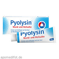 Pyolysin Wund- und Heilsalbe, 30 G, Serumwerk Bernburg AG
