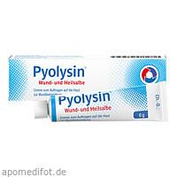 Pyolysin Wund- und Heilsalbe, 6 G, Serumwerk Bernburg AG