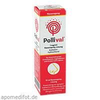 Pollival 1mg/ml Nasenspray Lösung, 10 ML, Ursapharm Arzneimittel GmbH