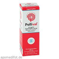Pollival 0.5mg/ml Augentropfen Lösung, 10 ML, Ursapharm Arzneimittel GmbH