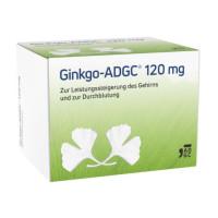 Ginkgo-ADGC 120 mg, 120 ST, Ksk-Pharma Vertriebs AG