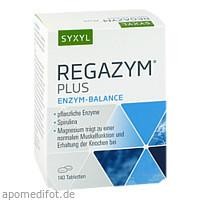 Regazym plus Syxyl, 140 ST, MCM KLOSTERFRAU Vertr. GmbH