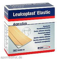 Leukoplast Elastic Pflaster 4 cm x 5 m Rolle, 1 ST, Bsn Medical GmbH