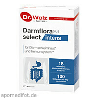 Darmflora plus select intens, 80 ST, Dr. Wolz Zell GmbH