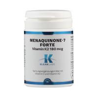 Menaquinone-7 Forte Vitamin K2 180 mcg, 60 ST, Supplementa Corporation B.V.