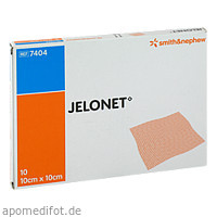 JELONET Paraffingaze 10x10 cm steril, 10 ST, Eurimpharm Arzneimittel GmbH
