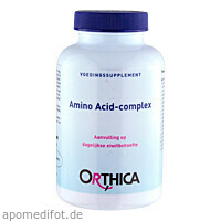 Orthica Aminosäure-Komplex, 120 ST, Supplementa Corporation B.V.