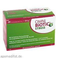 OMNi-BiOTiC Stress, 28X3 G, INSTITUT ALLERGOSAN Deutschland (privat) GmbH