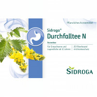 Sidroga Durchfalltee N, 20X1.5 G, Sidroga Gesellschaft Für Gesundheitsprodukte mbH