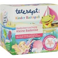 tetesept Kinder Badespaß Kleine Badenixe, 140 G, Merz Consumer Care GmbH