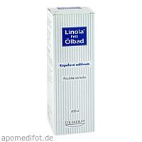 LINOLA fett N Ölbad, 400 ML, Pharma Gerke Arzneimittelvertriebs GmbH